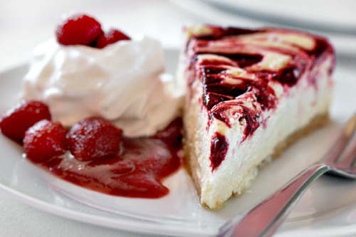 Strawberry, Cake, Cheesecake