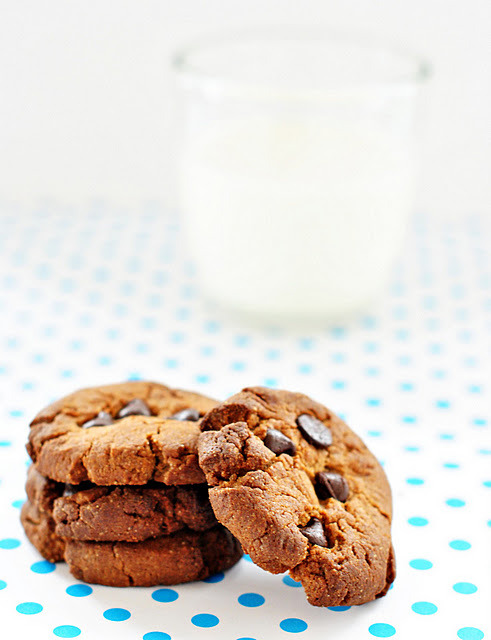 Chocolate Cookies (gluten-free)Ingredients:100 G Of Butter150 Grams Of Sugar Cane2 Egg Yolks1 / 2 Teaspoon Ground Cinnamon (*)1 Clove Crushed1 Grated Nutmeg50 Grams Of Unsweetened Cocoa (*)50...