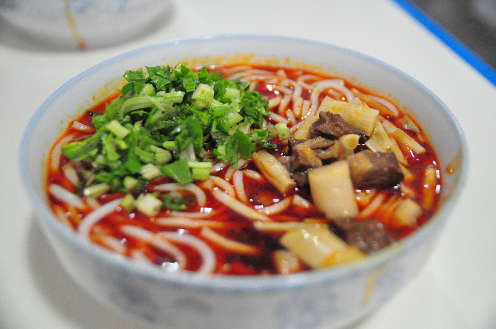Rice noodle (by Tagent Rose)
