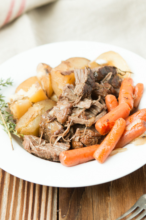 Slow Cooker Roast