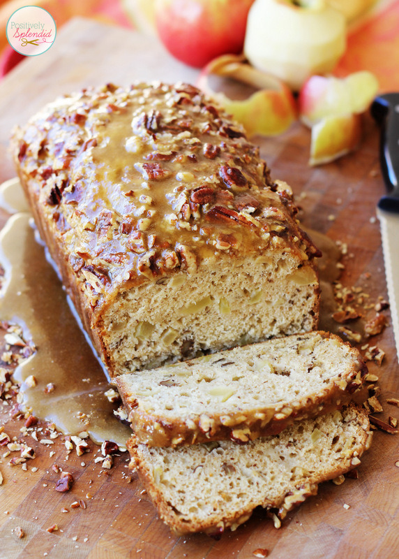 Apple-Praline Bread